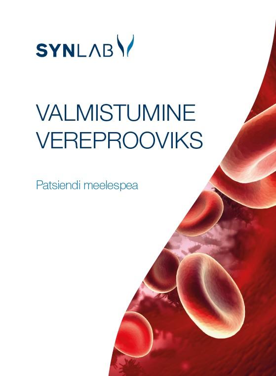 Proovivõtujuhend patsiendile - Valmistumine vereprooviks